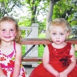 2-3 year old Strawberry Festival contestants