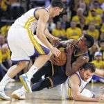 Warriors expect Cavs' best punch in Game 6