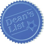Students named to the dean's list
