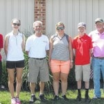 National Road Junior Golfers