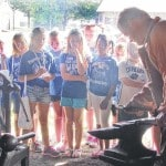 Historical Society hosts Pioneer camp