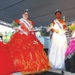 Junior Miss Strawberry Festival winners