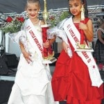 Little Miss Strawberry Festival winners
