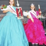 Young Miss Strawberry Festival winners
