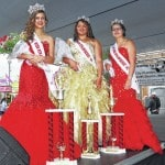 Queen Strawberry Festival winners