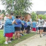 Torch Run makes stop in London