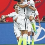 USA tops Australia 3-1 in World Cup opener