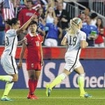 Lloyd once nearly quit; US team is glad she didn't