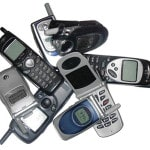 Donate used cell phones, ink cartridges for queens