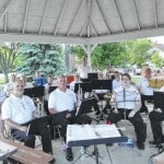 Silver Cornet Band to perform Sunday