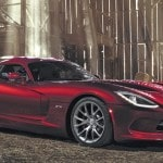 Ride in a Viper at Rib and Jazz Fest
