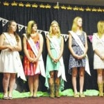 County fair queen crowned