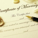 First same-sex marriage license issued in county