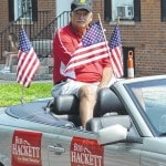 Hackett running for state senate