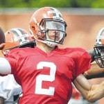 Manziel: 'Football is my life'