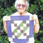 Riegle to give a presentation on quilts