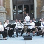 Silver Cornet Band featured at Court House Manor concert