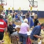 Health department successful in exercise