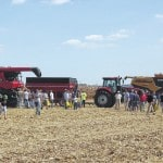 Attendance slightly down at 2015 Farm Science Review due to ideal harvest conditions