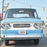 Corvair Rampside recognized