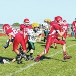 LMS records double shutout of MP