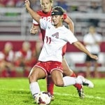 Alder girls remain alone atop MOAC