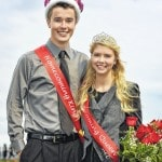 Scenes from Jonathan Alder homecoming