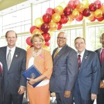 Widener joins Central State for opening of new student center