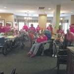 Madison Senior Living supports its own after employee diagnosed with breast cancer