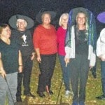 Book club enjoys Halloween-themed discussion