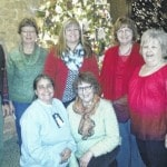 Group gathers to discuss 'The Christmas List'