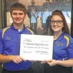 Local FFA chapters receive 'Food for Thought' grants