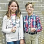 Students advance to regional Power of the Pen competition