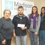 Madison Health Auxiliary awards scholarships to area healthcare students