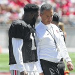 Meyer happy, but not that happy