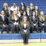 Tolles students excel at healthcare competition