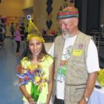 Recycling artist visits Norwood