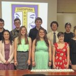 LHS inducts newest Thespians