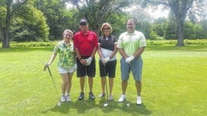 Fore! Chamber hosts annual golf outing