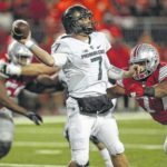 LCC's O'Connor leads battle to be Michigan State's No. 1 QB