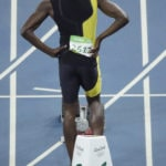 Bolt says tight schedule slowed down 100-meter sprinters