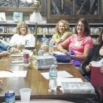 Book club meets for July