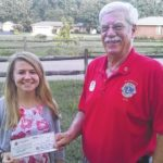 Plain City Lions awards scholarships