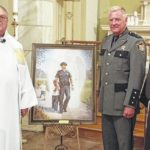 St. Patrick hosts prayer service for county law enforcement