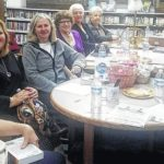 Around Town Book Club meets