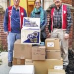 PC Lions donate 1,721 pairs of glasses