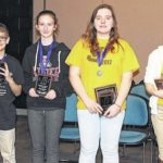 West Jeff students win spelling bee
