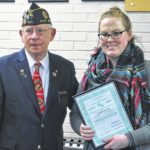 West Jeff students honored by American Legion