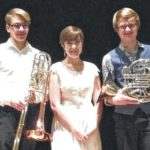 Musical trio earns All-State honors