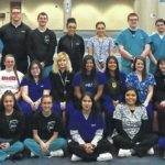 45 Tolles students qualify for HOSA State